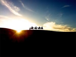 3 Days Sahara Camel trekking In Sahara desert Merzouga