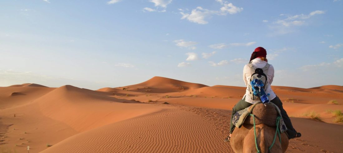 Camel Ride Morocco
