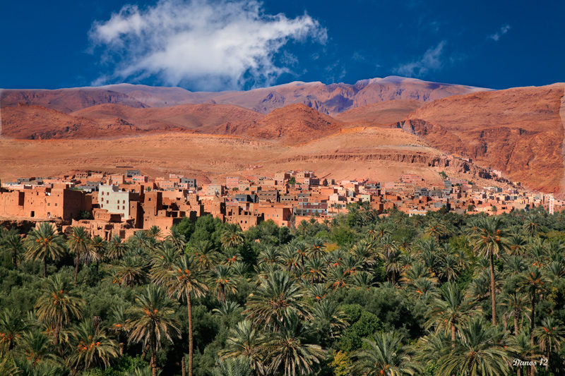 Marrakech Atlas Tour